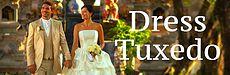 バリ島ウェディング・挙式会場|ブレスバリ ドレス&タキシード