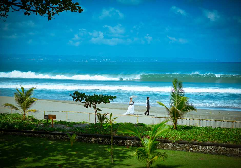 The Oberoi Bali<br /> ジ・オベロイ・バリ<br /> スミニャックビーチ
