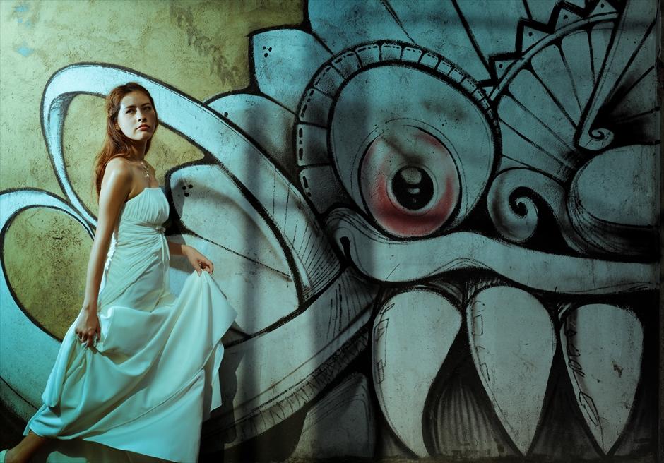 14時30分~15時<br /> ウブド地区壁画