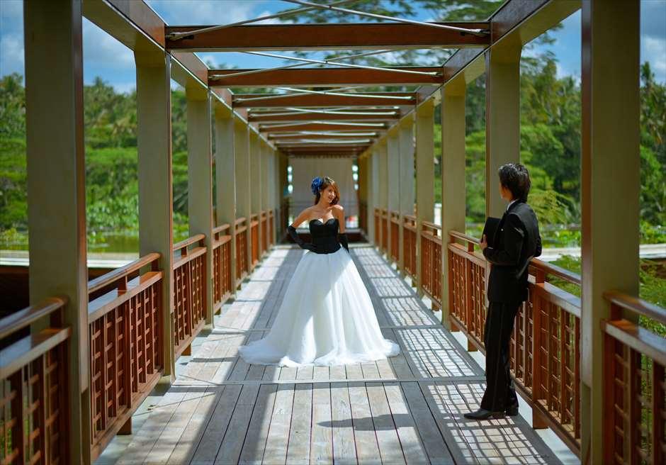 Fourseasons Resort Bali at Sayan<br /> フォーシズンズ・リゾート・バリ・アット・サヤン<br /> リゾートブリッジ
