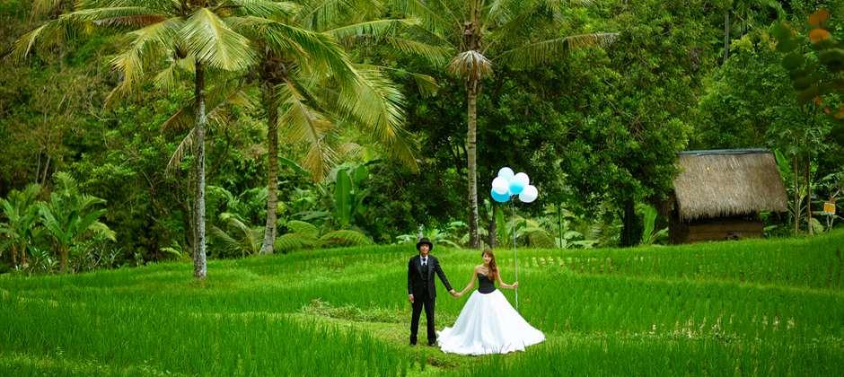 Bali 2Spot Photo Shooting
