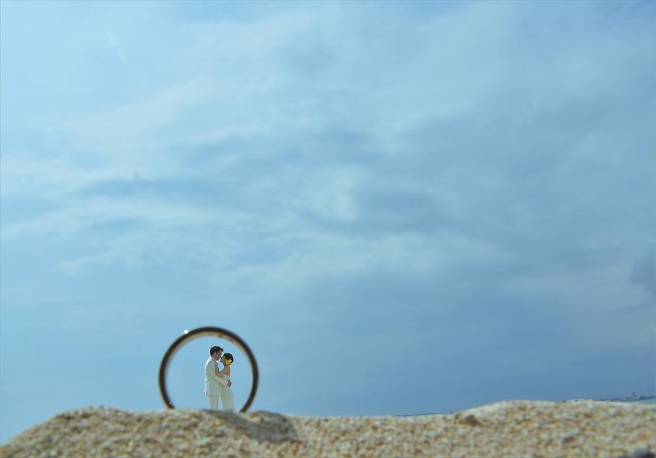 バリ島ウェディング・フォト【ビーチ】/フォーシーズンズ・リゾート・ジンバラン