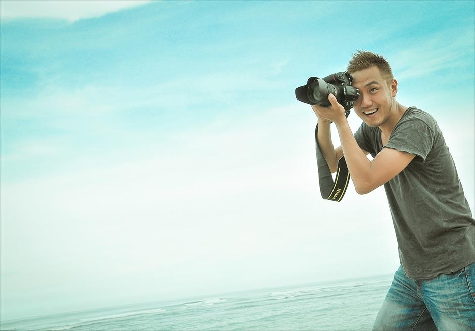 バリ島ウェディング・フォト・オプション/ カメラマン指名 橋本フォトグラファー/ ¥19,000~