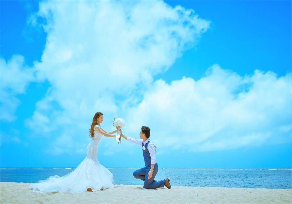 バリ島ウェディング・フォト【ビーチ】/ ザ・ムリア・リゾート