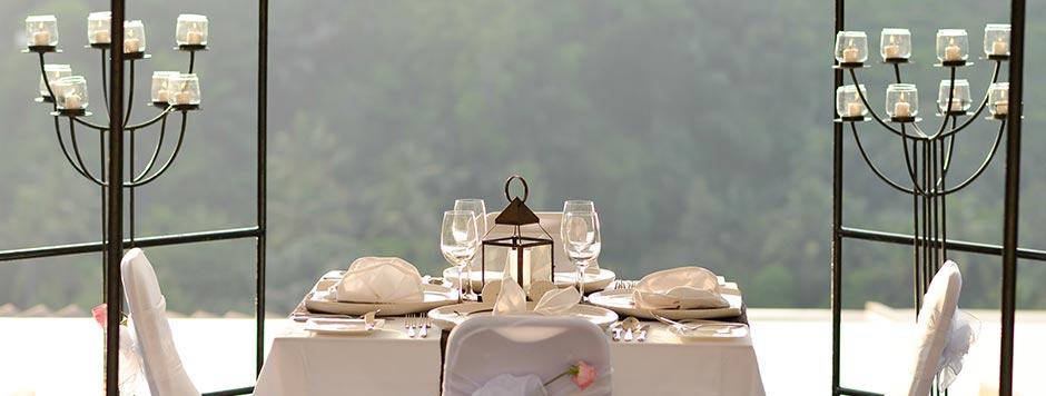 ROMANTIC DINNER<br>Photo Plan