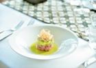 アリラ・ウブド ウェディングメニュー・コース料理 前菜 一例