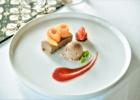 アリラ・ウブド ウェディングメニュー・コース料理 デザート 一例