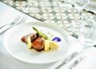 アリラ・ウブド ウェディングメニュー・コース料理 メイン(ビーフ)一例