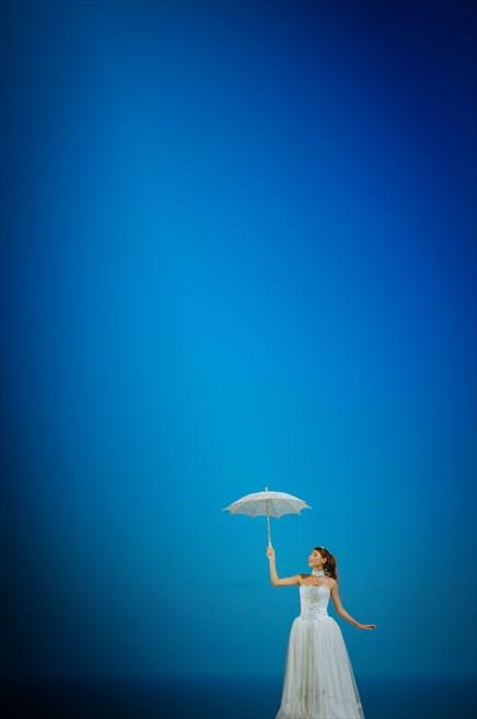 ティルタ・ウルワツ| オール・ブルー・ビーチフォト&パーティー・パッケージ| アフターウェディングフォト