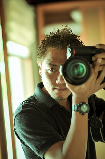 日本人カメラマン(一例)