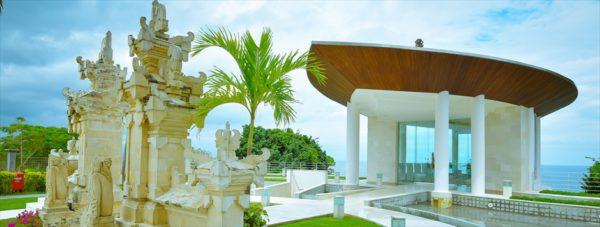 Wiwaha Chapel at Hilton Bali Resortワイワハ・チャペル・アット・ヒルトン・バリ・リゾート