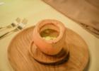 ロータス・ポンド・ルーフトップ バリニーズ・ロマンティックディナー スープ
