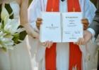 フォーシーズンズ・サヤン挙式 結婚証明書
