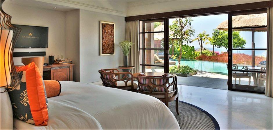 Hilton Bali Resort Villa Wedding