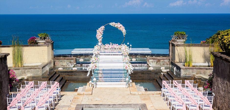 Infinity Water Wedding