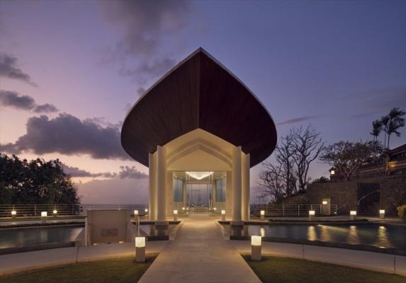ヒルトン・バリ・リゾート挙式 ワイワハ・チャペル・ウェディング