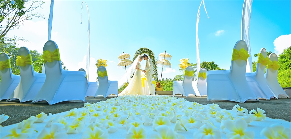 Bless Bali Original Panoramic Sky Wedding