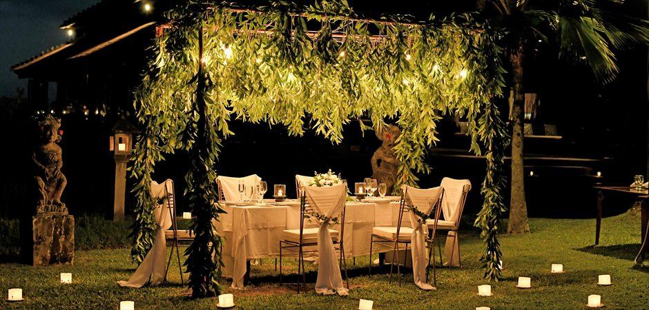 Garden Bliss Amphitheatre Wedding Package