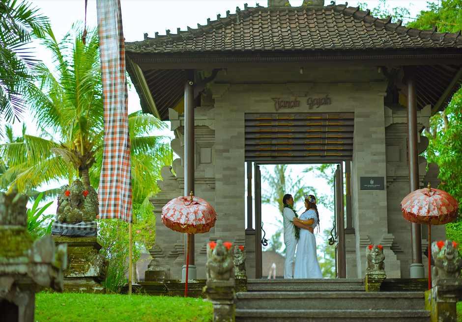 タナ・ガジャ・リゾート・バイ・ハディプラナリゾートゲートにて挙式前撮影