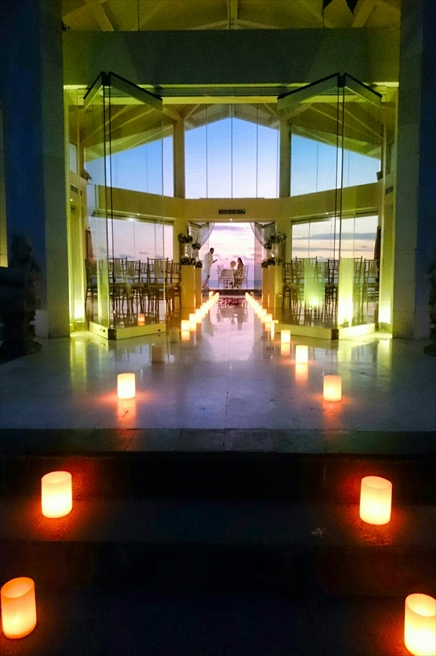 チャペル・サンセット・ウェディング サンセット・ウェディング&ディナー ロマンティックディナー