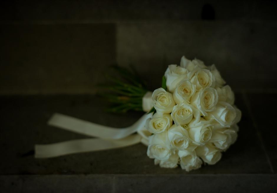 ブレス・バリ・オリジナル<br /> デワ・デウィ・チャペル・ウェディング<br /> 生花のブーケ