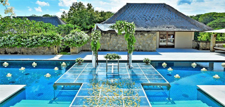 Aman Villas at Nusa Duaアマン・ヴィラ・アット・ヌサドゥア