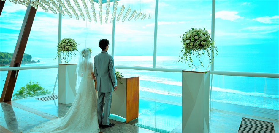 BLESS BALI Original Dewa Dewi Chapel Oceanfront Wedding