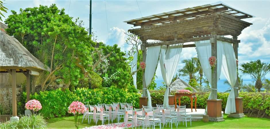 Asmara & Bale Kencana Garden Wedding