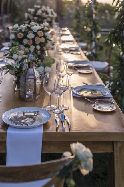 フォーシーズンズ・ジンバラン・バリ インペリアル・ヴィラ挙式 ディナーパーティー