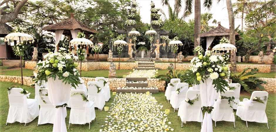 Balinese Theater Wedding