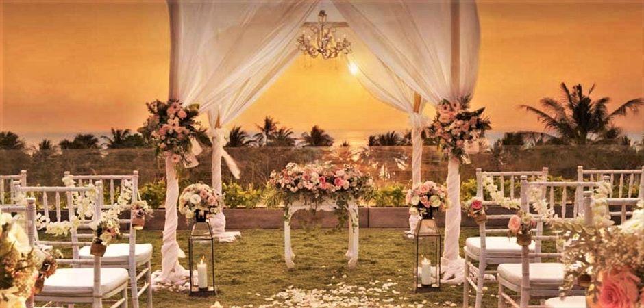 Oceanview Rooftop Sky Wedding