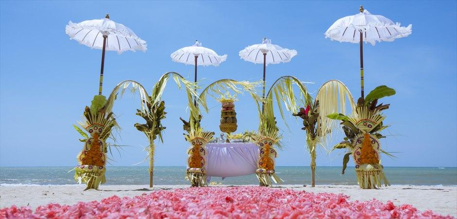 BLESS BALI Original Balinese Beach Wedding