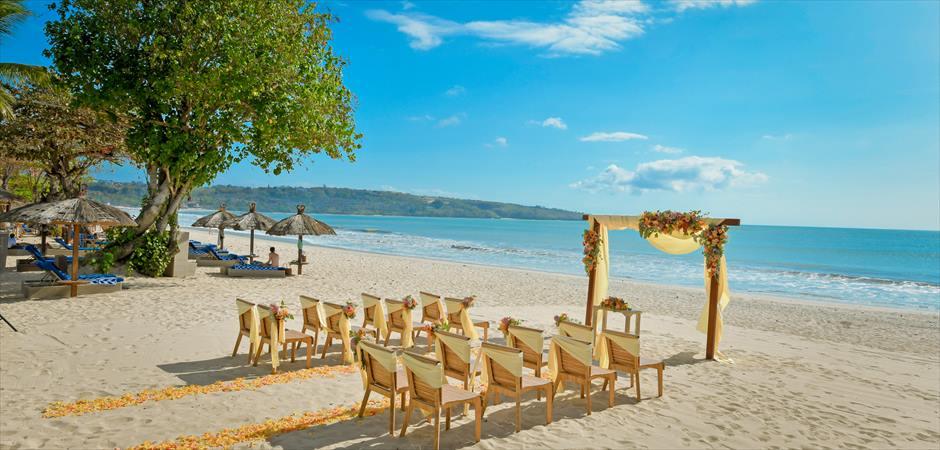 BLESS BALI Original Designer's Beach Wedding