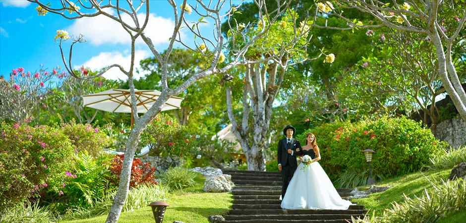 Garden Wedding at Jimbaran Garden