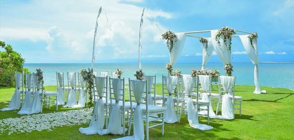 Garden Wedding at Giri Jimbaran