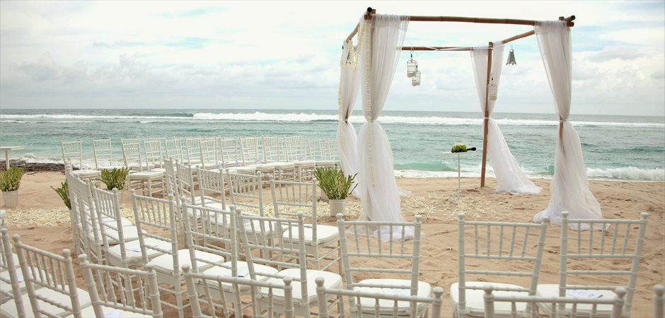 Di Mare Beautiful Beach Wedding
