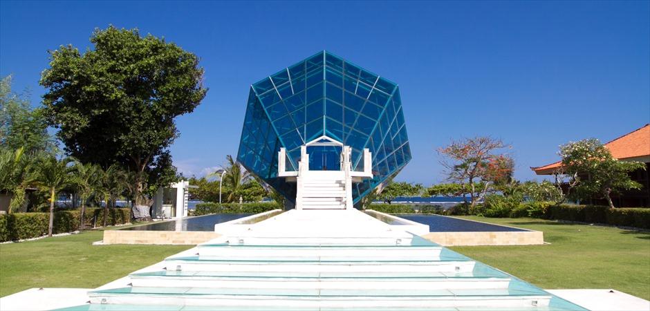 The Diamond Chapel Wedding