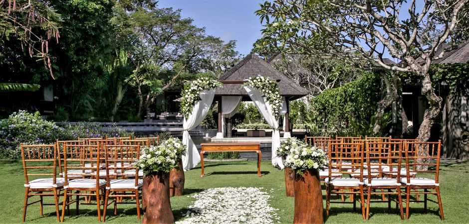 Lakeside Garden Wedding
