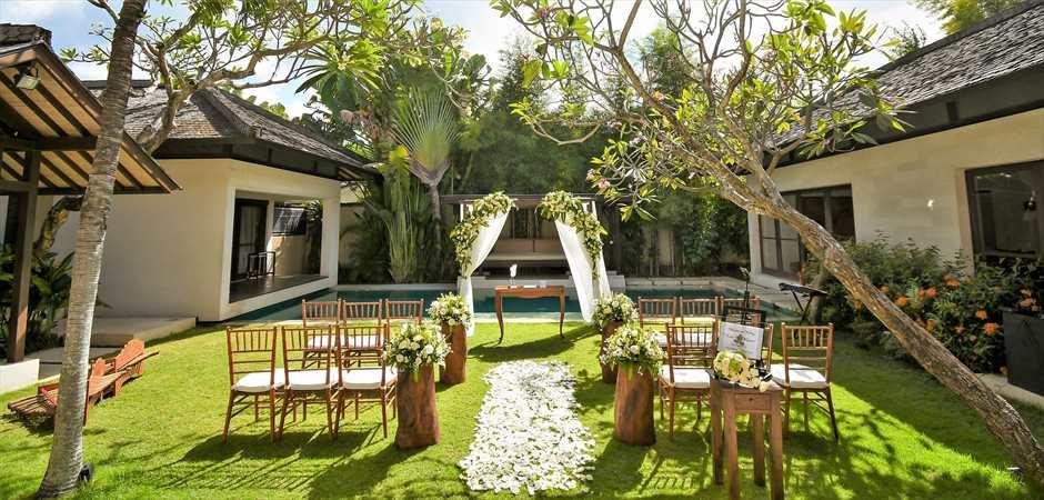 Grand Villa Wedding