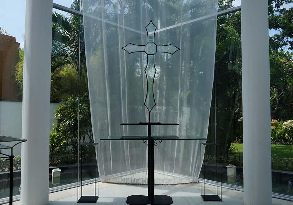 サンティ・チャペル|祭壇