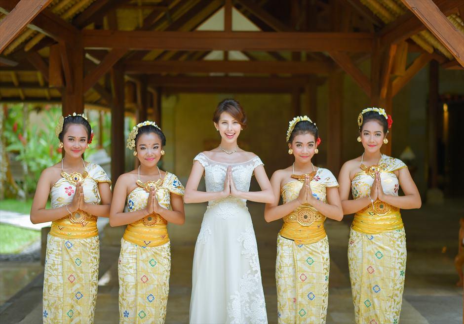 Amandari Wedding