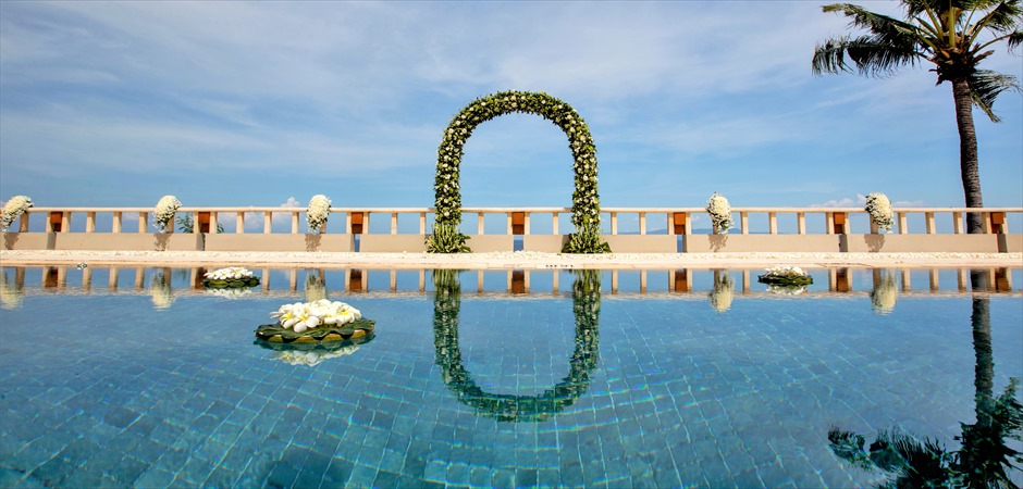 Amankila Oceanfront Private Villa Wedding