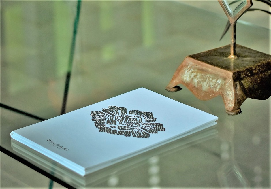 ブルガリ リゾート バリ チャペル・ウェディング ブルガリ・オリジナル結婚証明書