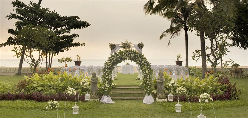 The Elegant Garden Wedding