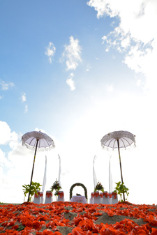 Beach Wedding<br>~ビーチ・ウェディング