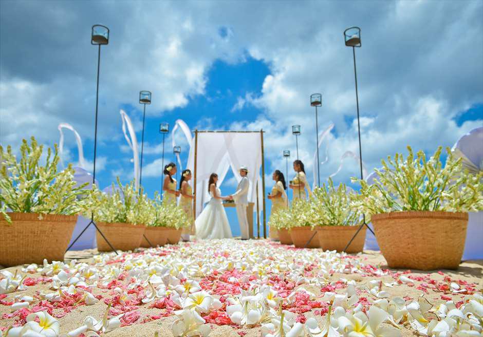 Beach Wedding ~ビーチ・ウェディング