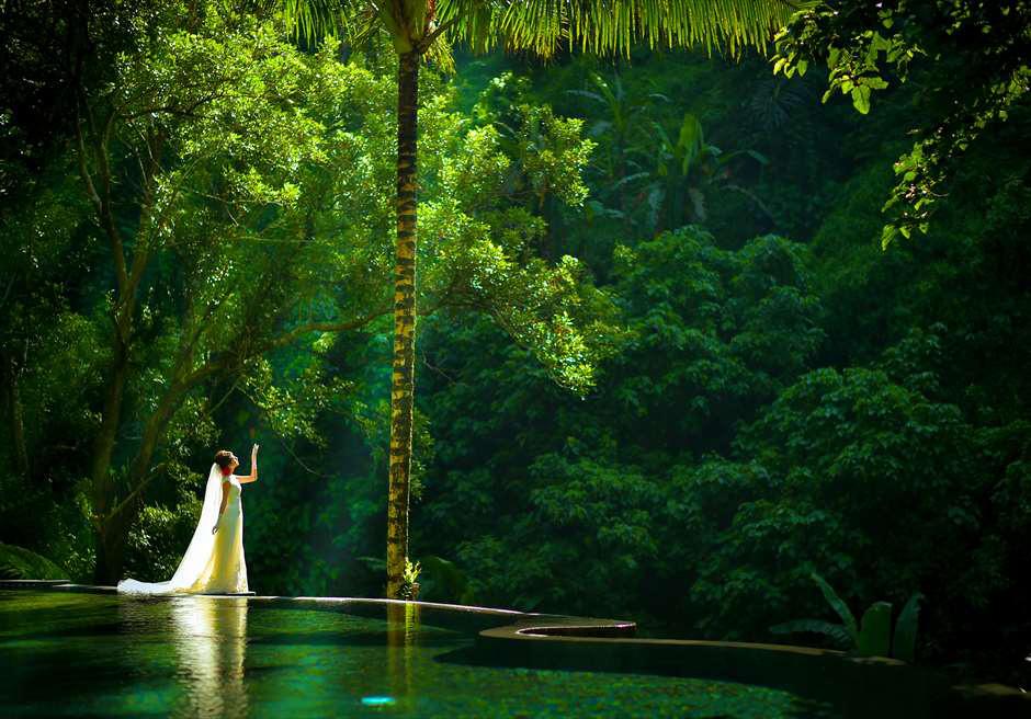 Ubud Wedding ~ウブド・ウェディング