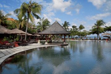 6.バリ島らしい伝統的なホテル&ヴィラ