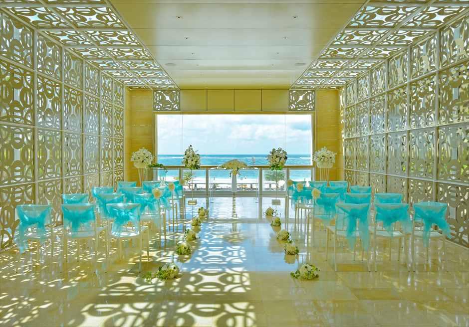 ザ・ムリア・ハーモニー・チャペル挙式 バリ島結婚式チャペル・ウェディング