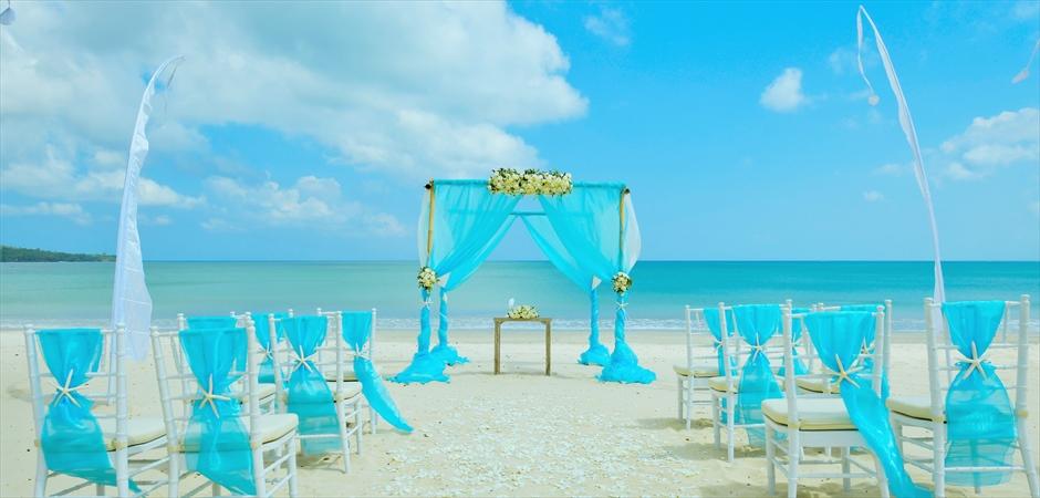 バリ島ウェディングの特徴-Beach Wedding ~ビーチ・ウェディング